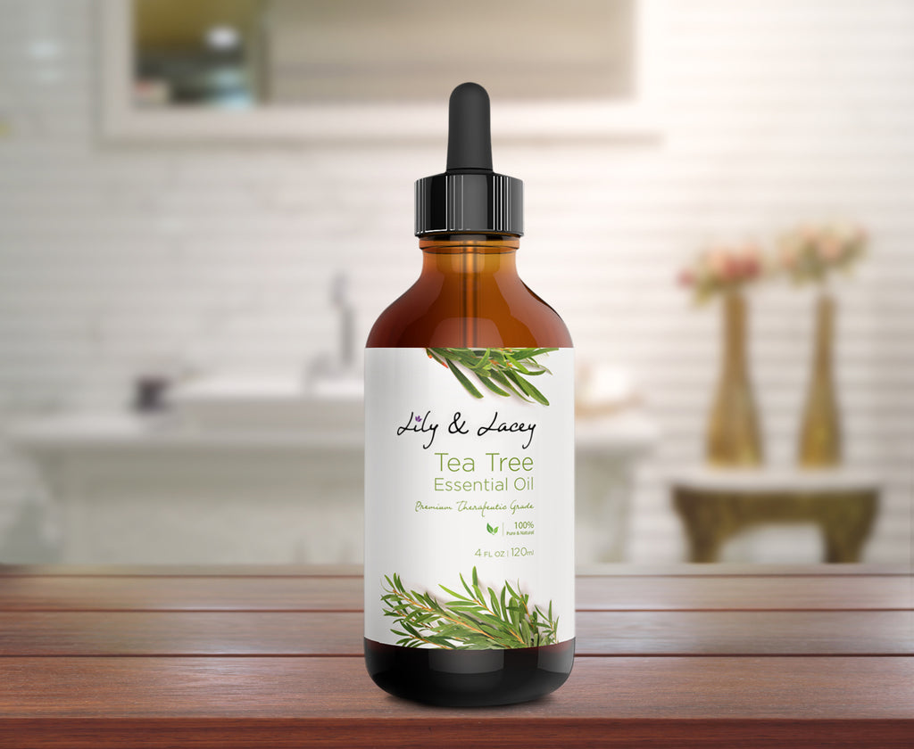 Lily & Lacey™ Tea Tree Essential Oil