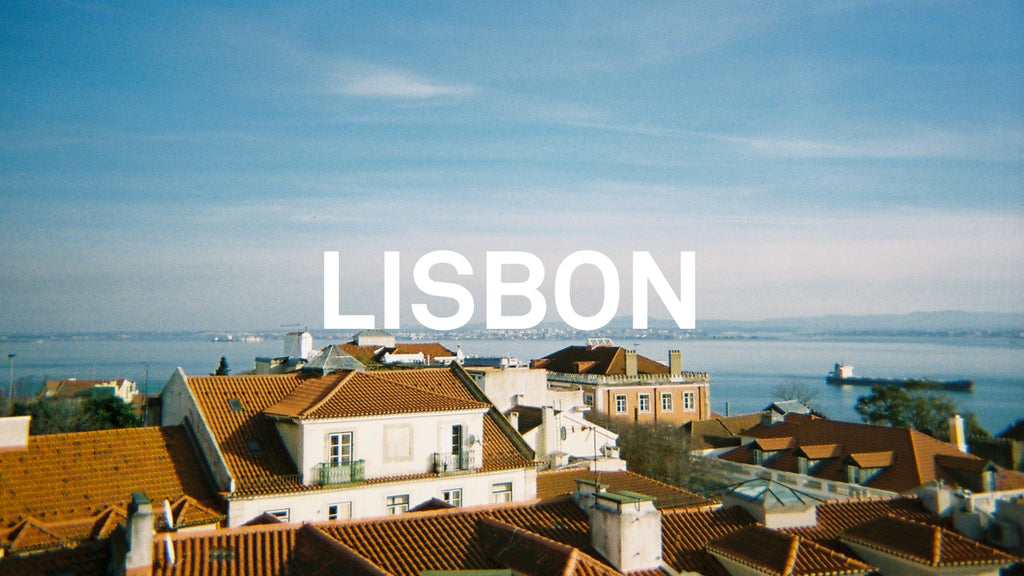 CURATED TRAVEL #1 Lisbon