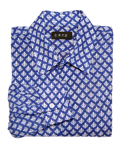 MKOKONI SHIRT IN BLUE
