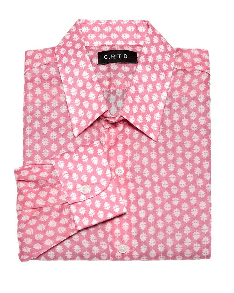 KILIFI SHIRT IN PINK