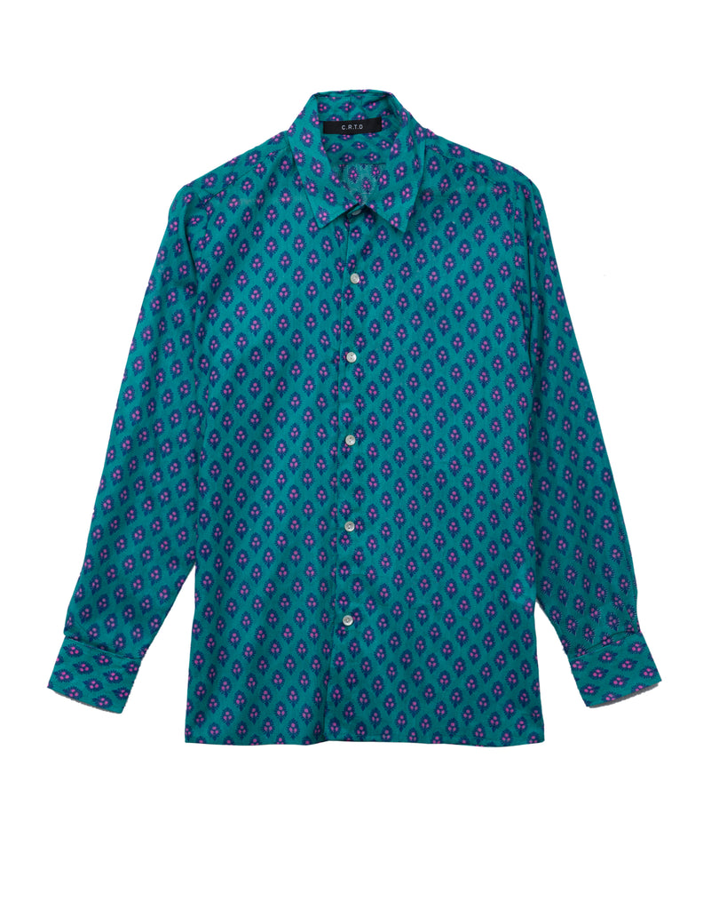 TIWI SHIRT IN GREEN