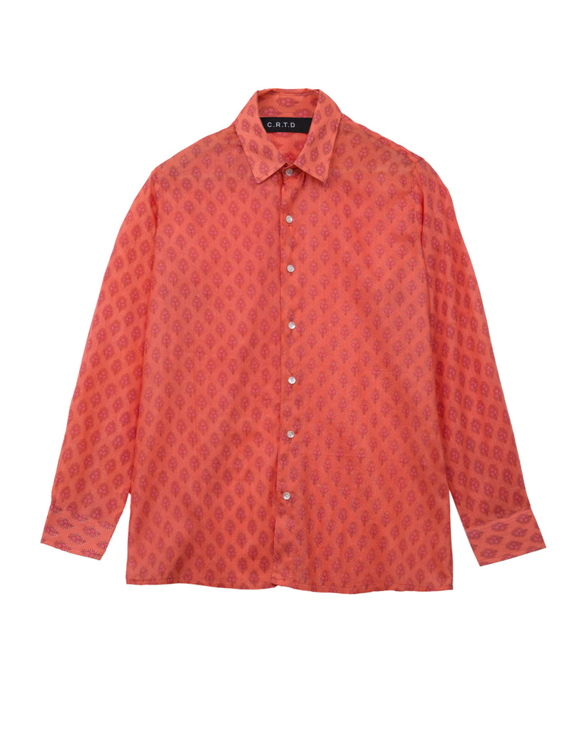 TIWI SHIRT IN ORANGE