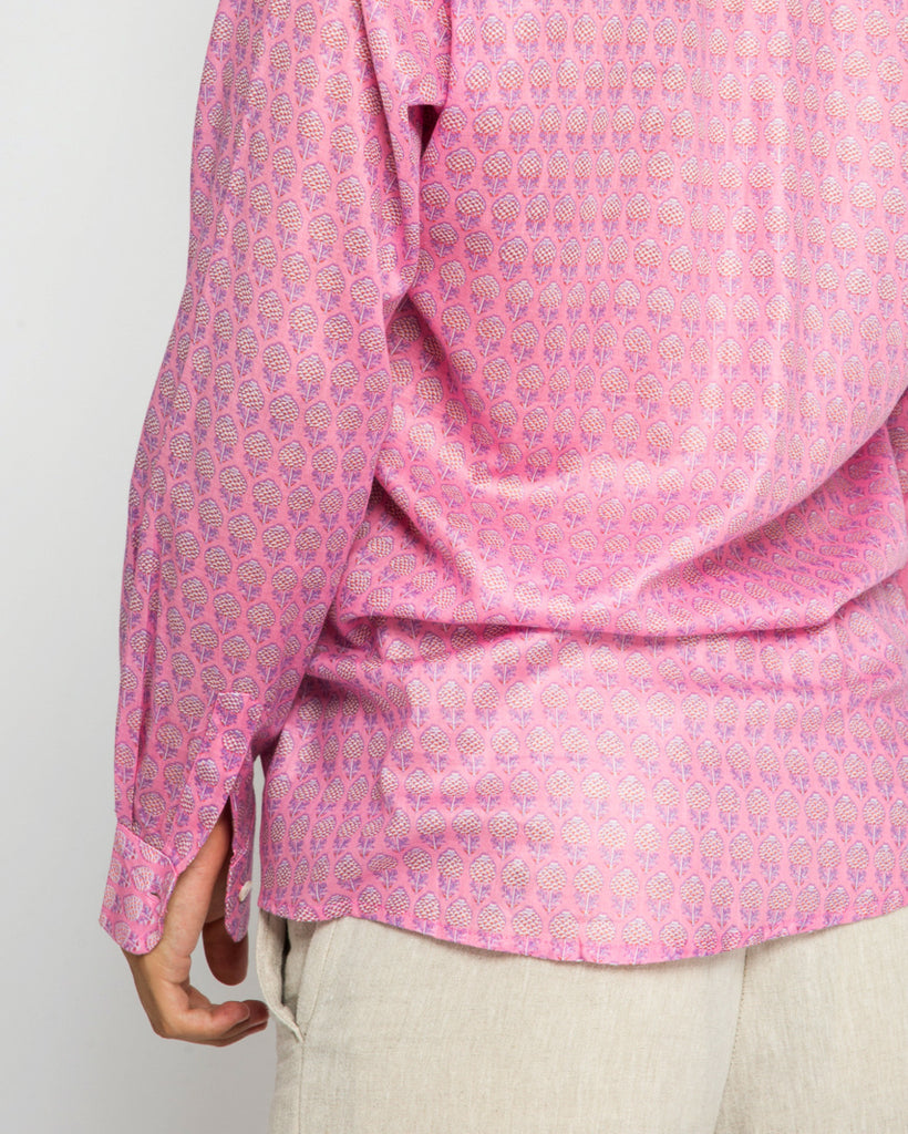SAMBURO SHIRT IN PINK