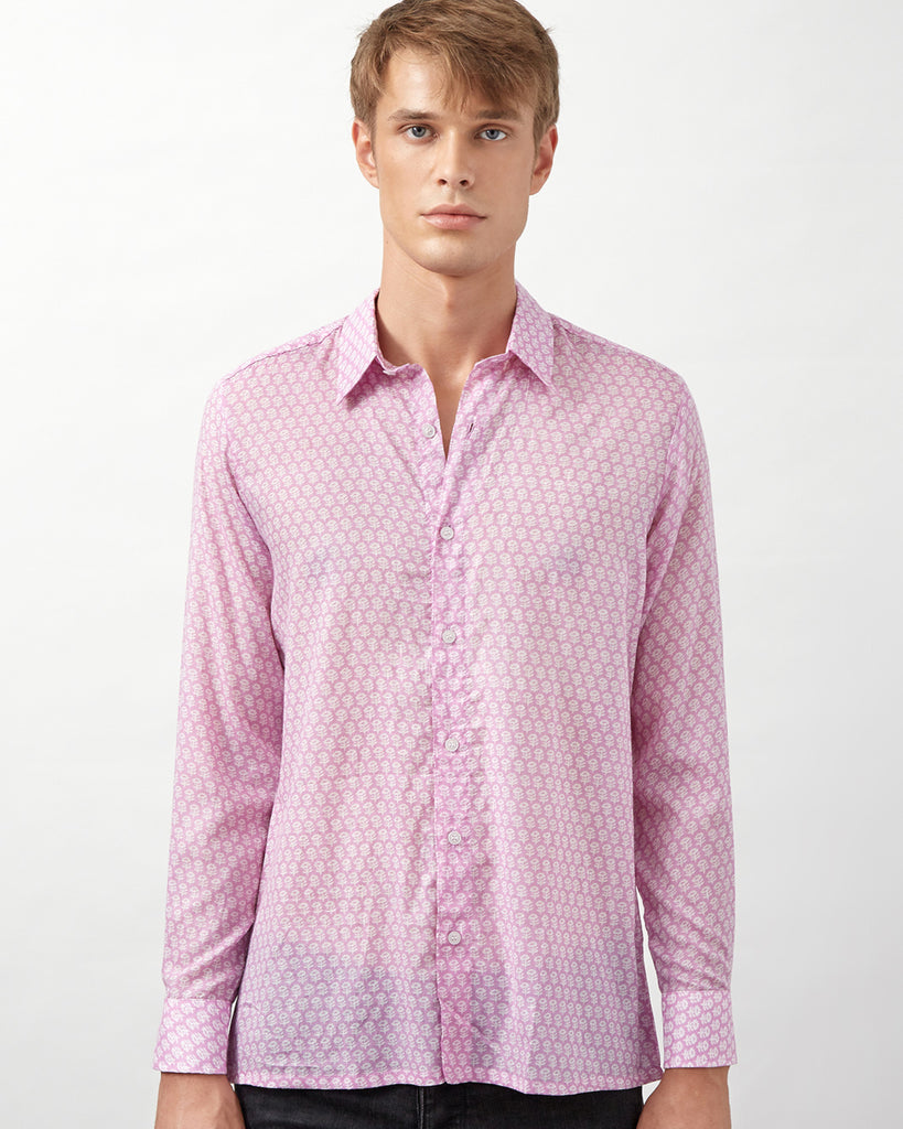 WATAMU SHIRT IN PINK