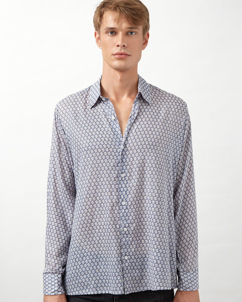 WATAMU SHIRT IN GREY