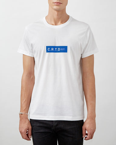 C.R.T.D MERCH BLUE T-SHIRT