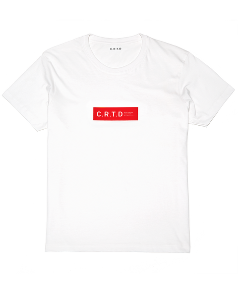 C.R.T.D MERCH RED T-SHIRT