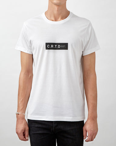 C.R.T.D MERCH BLACK T-SHIRT