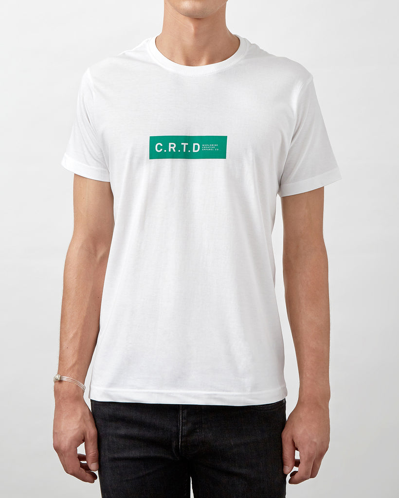 C.R.T.D MERCH GREEN T-SHIRT