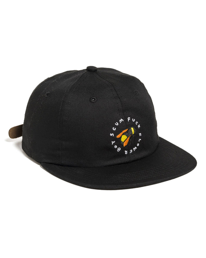 Golf Wang SS17 Black Bee Strapback Hat