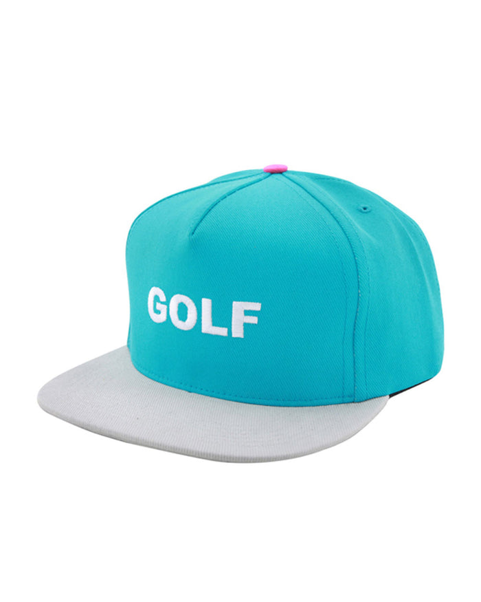 Golf Wang SS15 Blue Snapback