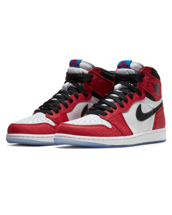 Nike Jordan 1 Retro High 'Spider-Man Origin Story'