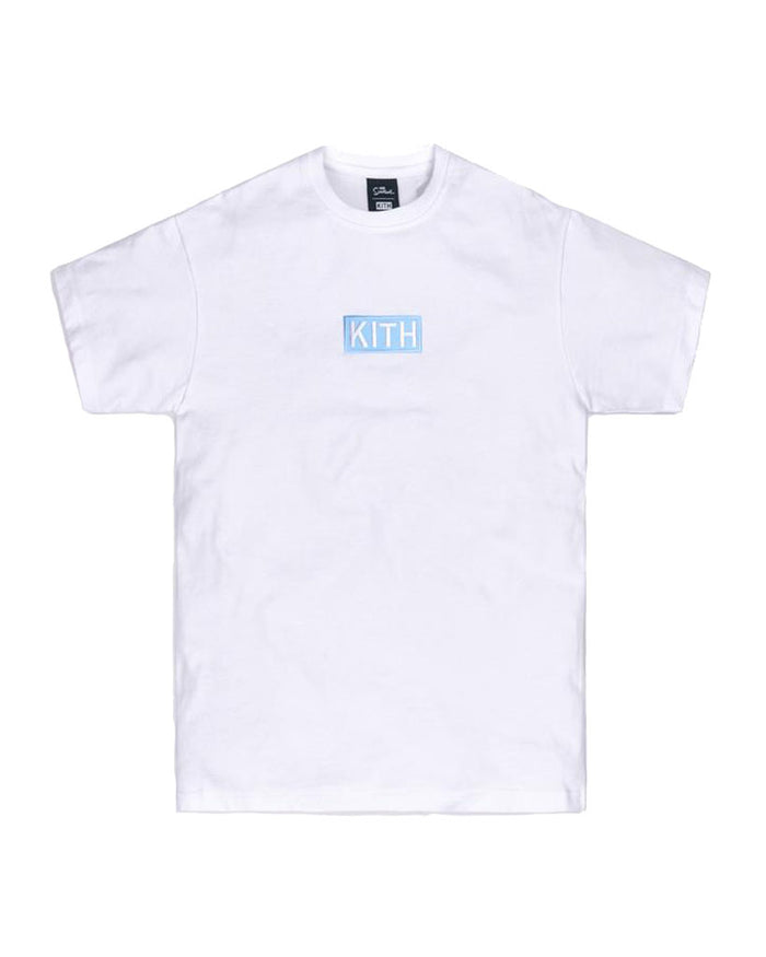 Kith x The Simpsons White Cast Of Characters T-Shirt