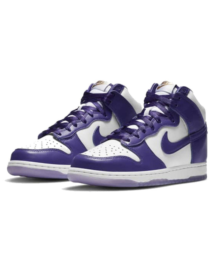 Nike Dunk High 'Varsity Purple' (W)