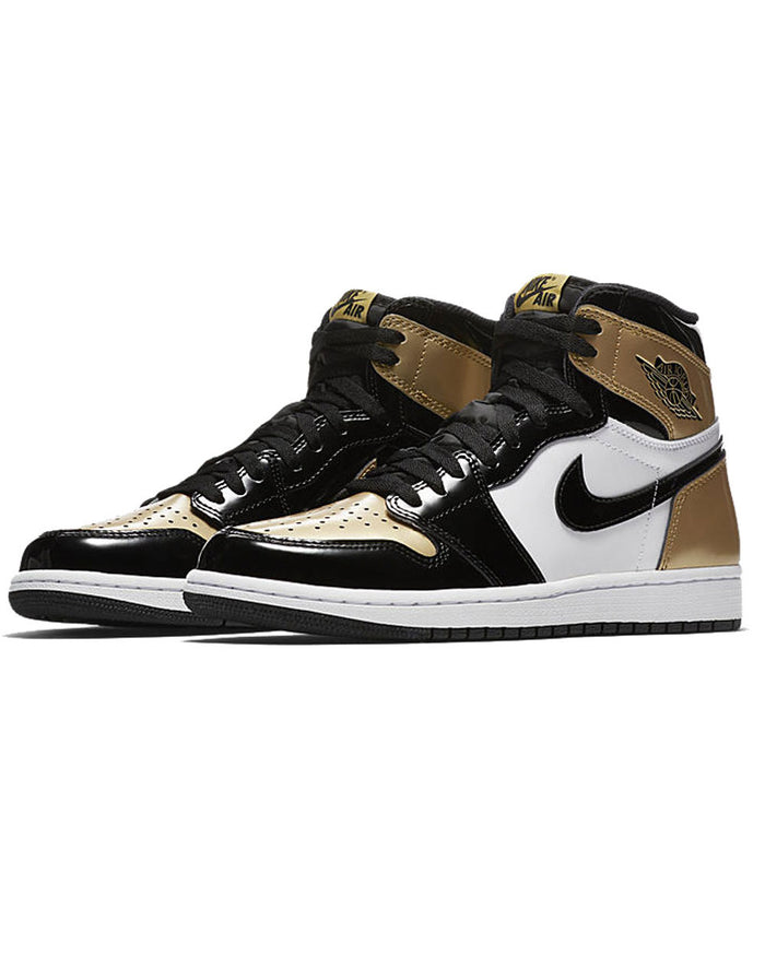 Nike Jordan 1 Retro High NRG 'Gold Toe'