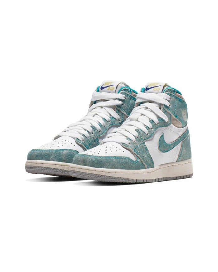Nike Jordan 1 Retro High 'Turbo Green' (GS)