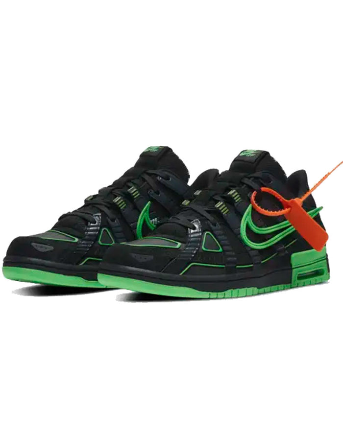 Nike Rubber Dunk x Off-White 'Green Strike'