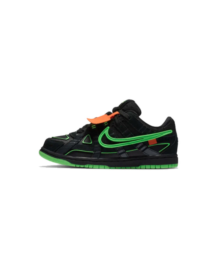 Nike Rubber Dunk x Off-White 'Green Strike' (PS)