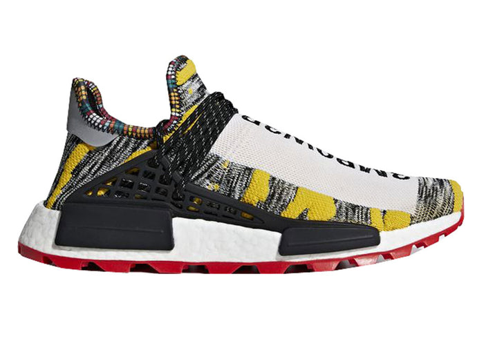 Adidas NMD Hu Pharrell Red Solar Pack