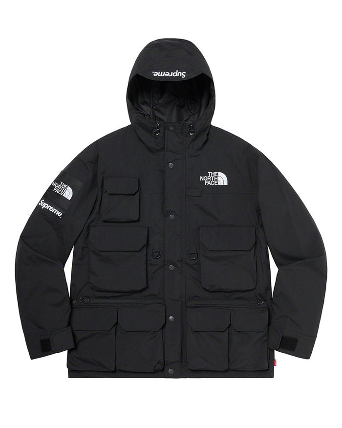 Supreme SS20 Black North Face Cargo Jacket