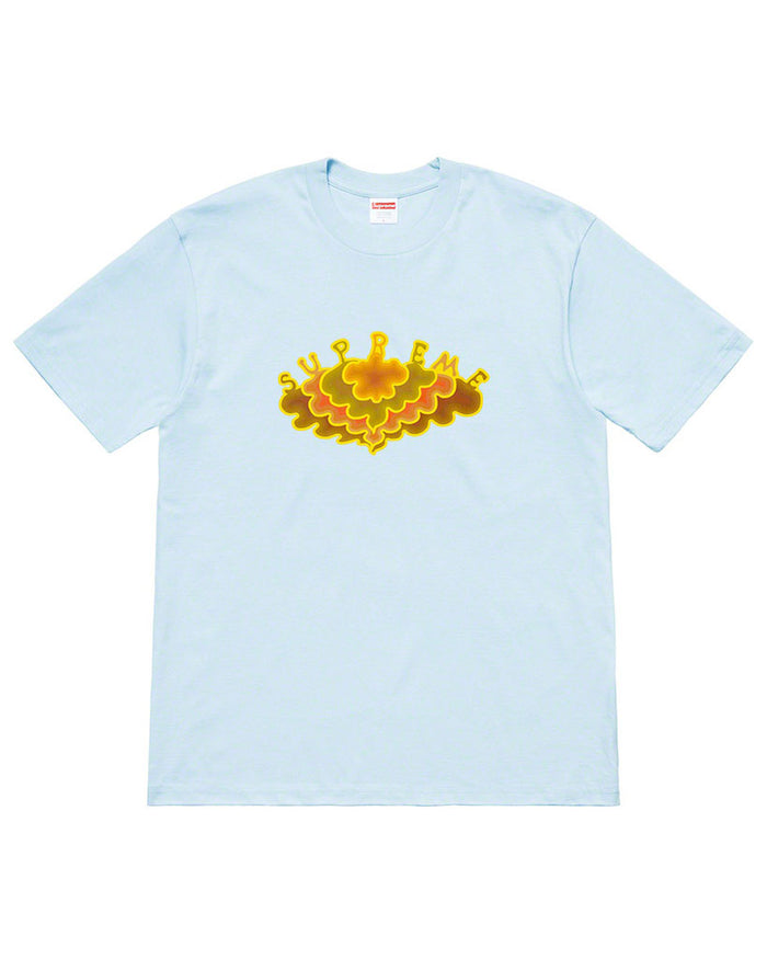 Supreme SS19 Blue Cloud T-Shirt