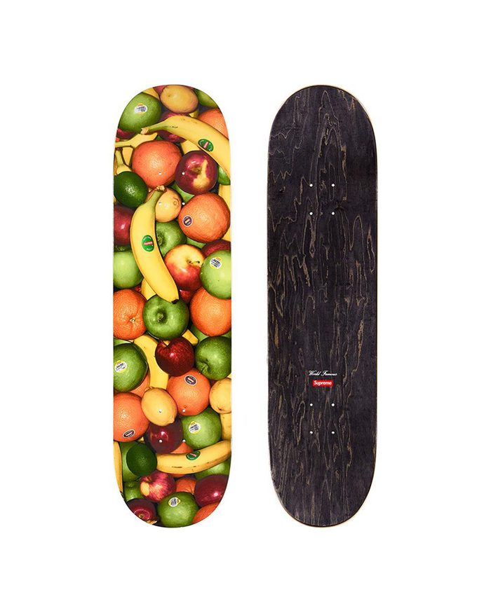Supreme SS19 Fruit Skateboard