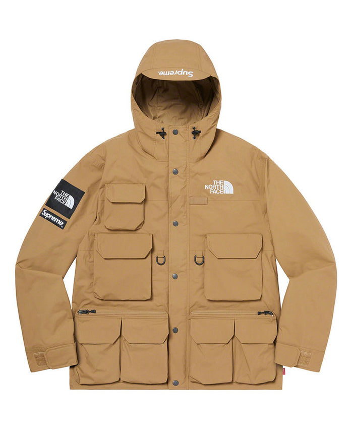 Supreme SS20 Gold North Face Cargo Jacket