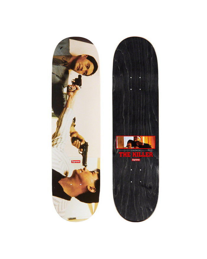 Supreme FW18 The Killer Skateboard