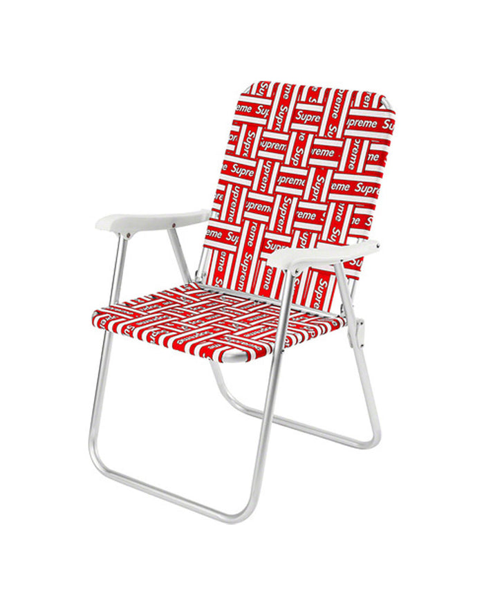 Supreme SS20 Red Lawn Chair