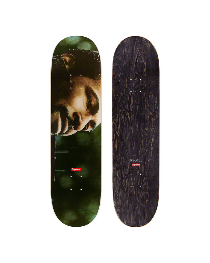Supreme FW18 Marvin Gaye Skateboard