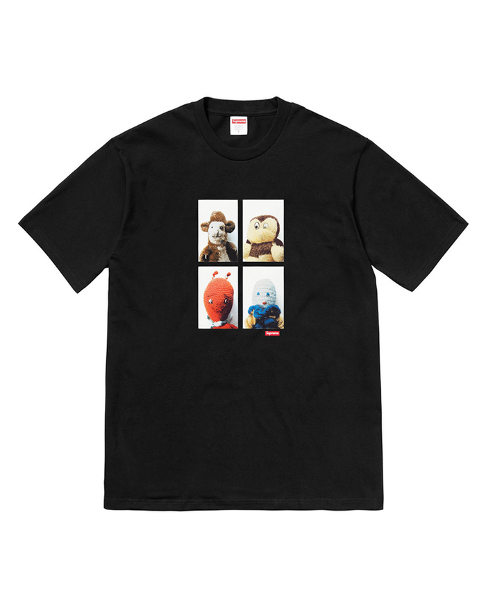 Supreme FW18 Black Mike Kelley AhhYouth! T-Shirt