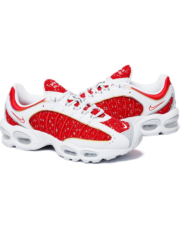 Supreme SS19 White Air Max Tailwind 4