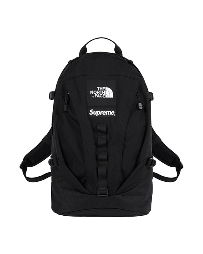Supreme FW18 Black North Face Expedition Backpack