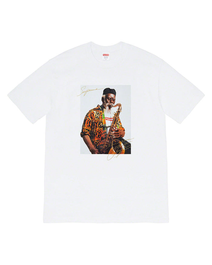 Supreme FW20 White Pharoah Sanders T-Shirt