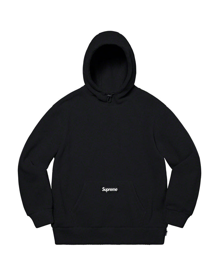 Supreme FW20 Black Polartec Sweatshirt