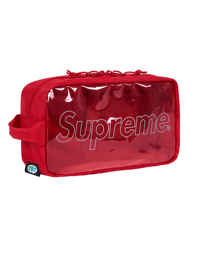 Supreme SS18 Red Utility Bag