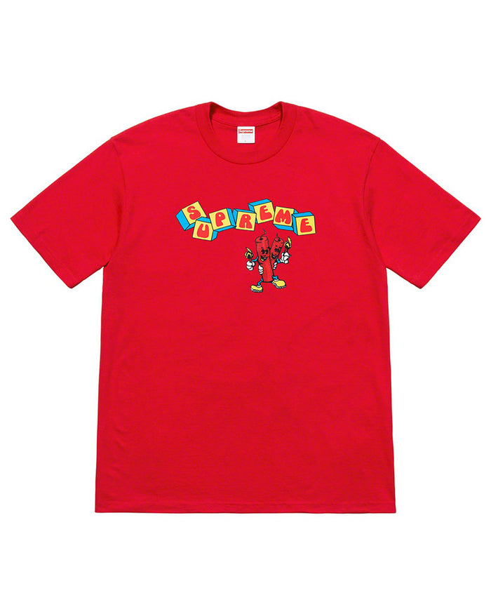 Supreme SS19 Red Dynamite T-Shirt