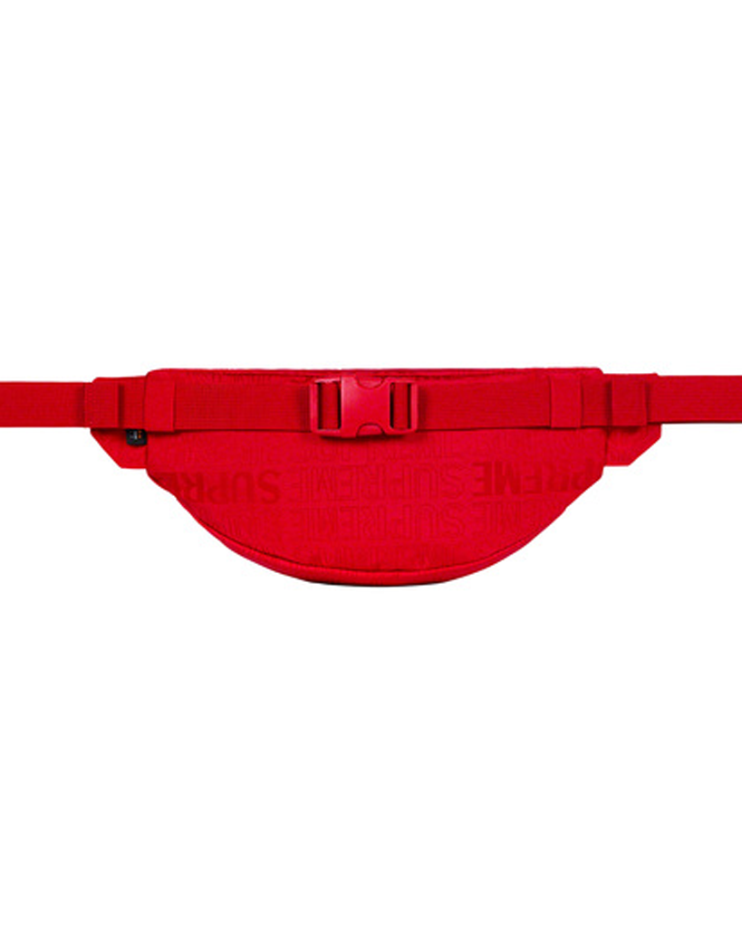Supreme SS19 Red Waist Bag