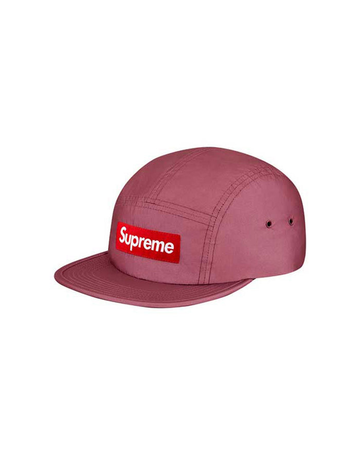 Supreme SS17 Pink Reflective Camp Hat