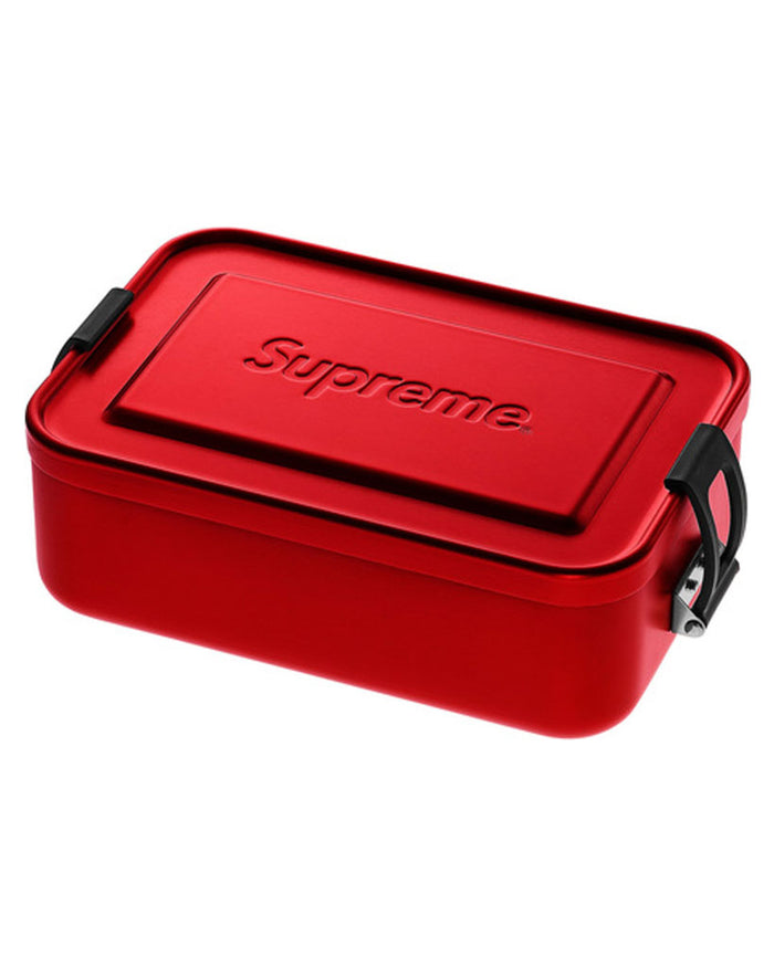 Supreme SS18 Red SIGG Large Metal Box