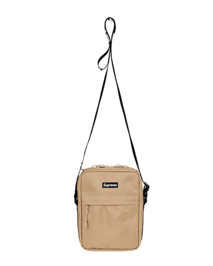 Supreme SS18 Tan Shoulder Bag