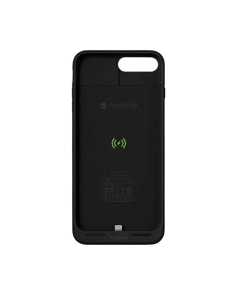 Supreme FW18 Black iPhone Plus Mophie Juice Pack