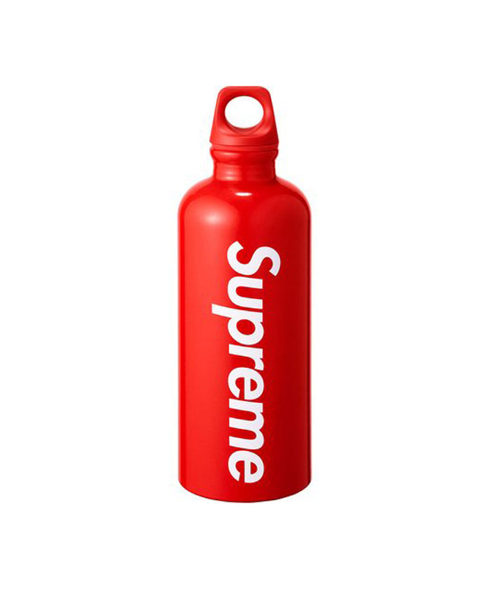 Supreme SS18 Red SIGG Traveller Water Bottle