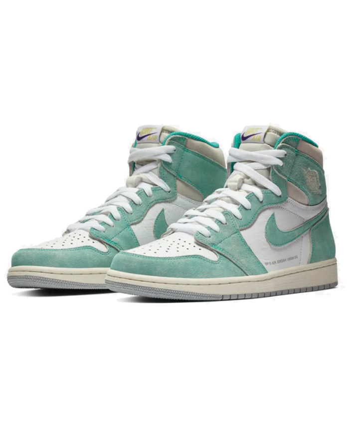 Nike Jordan 1 Retro High 'Turbo Green'