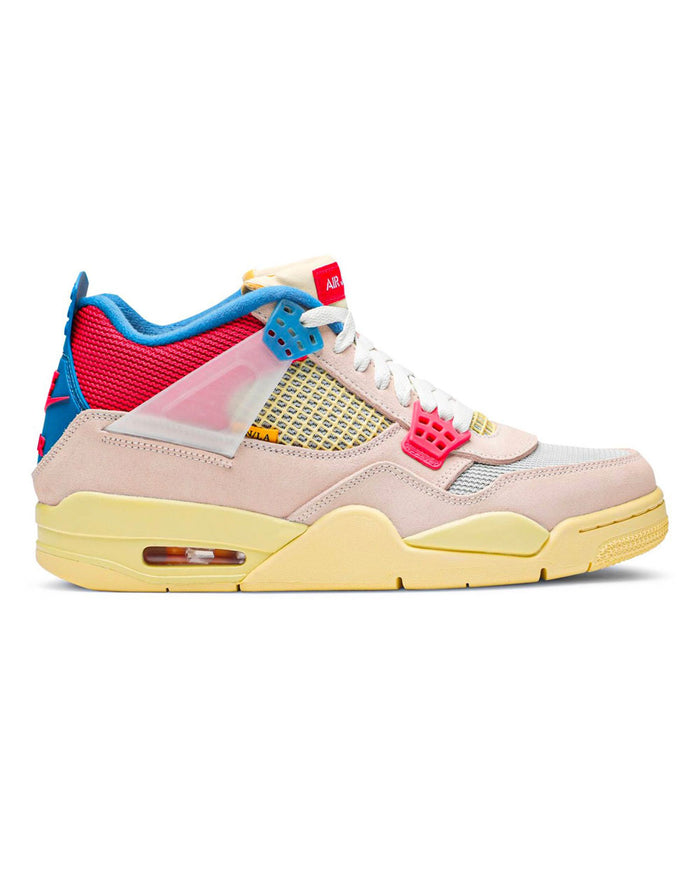 Nike Jordan 4 Retro Union 'Guava Ice'
