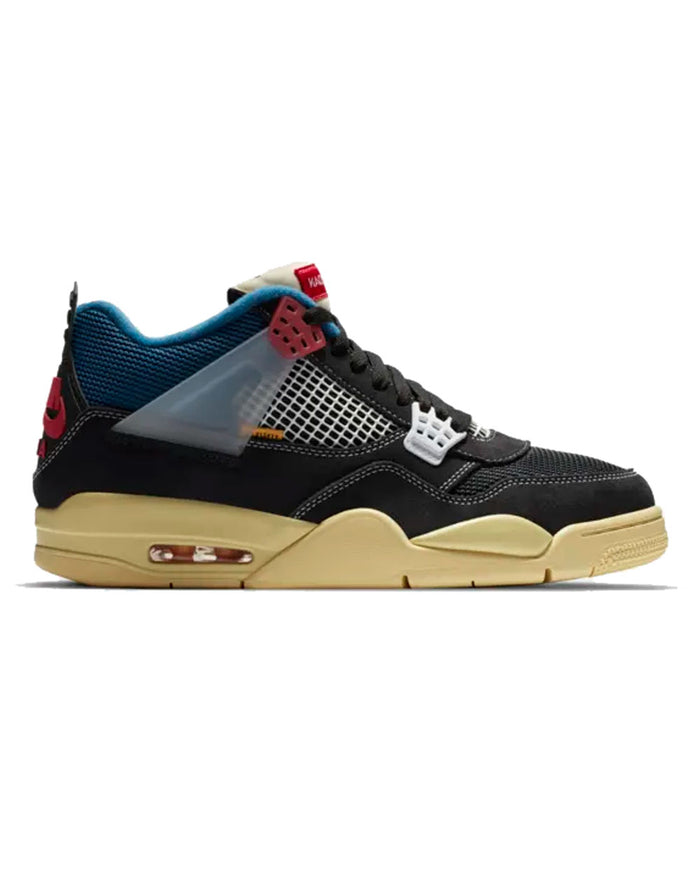 Nike Jordan 4 Retro Union 'Off Noir'