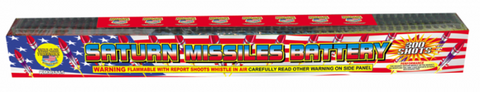 Missiles - 300 Shot Saturn Missile Battery