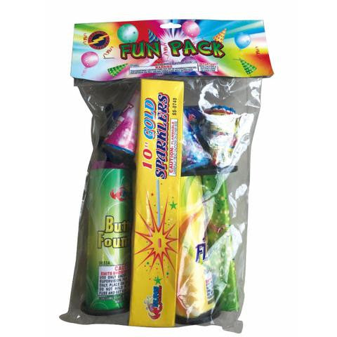 Family Pack - Kids Fun Pack
