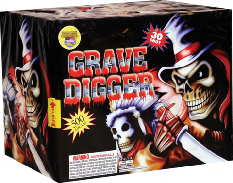 Cakes - Finale - Grave Digger