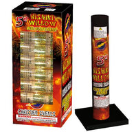 "Artillery - 5"" Nishiki Willow Cannister Shells"